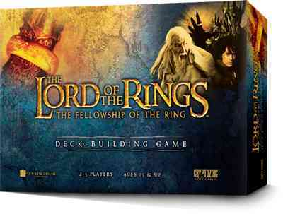 The Lord of the Rings: Deck-building Game: the Fellowship of the Ring