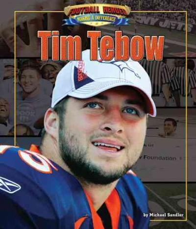 Tim Tebow (Hardcover)