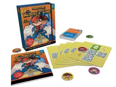 The Mummy's Tomb Learning Game (Game)