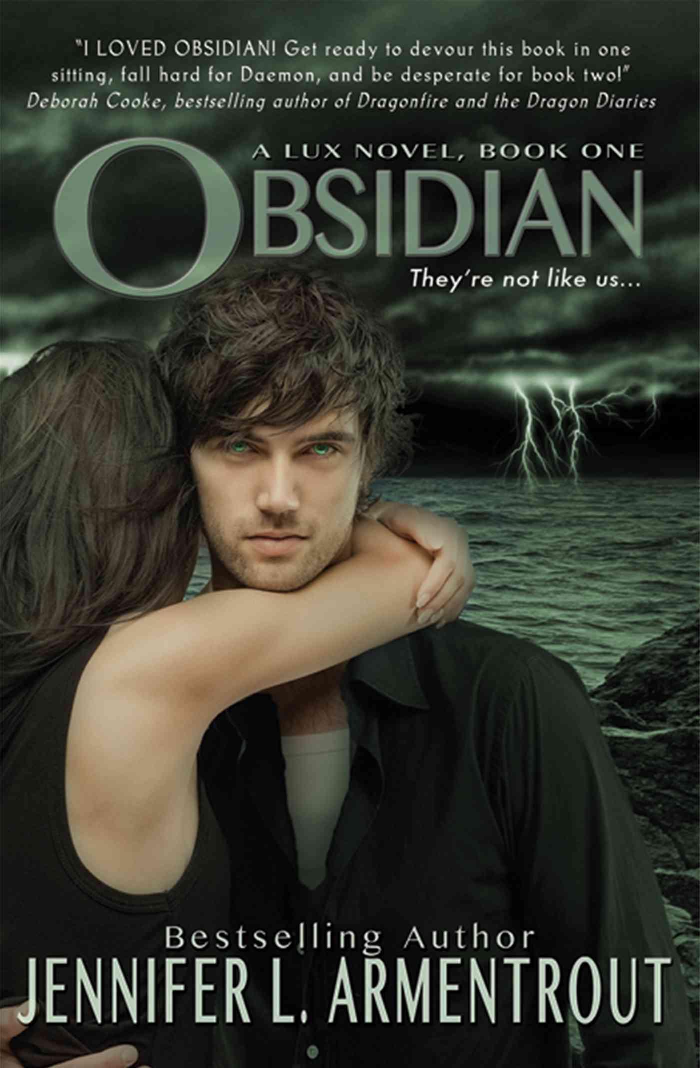 Obsidian (Paperback)