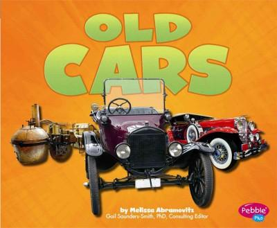 Old Cars (Hardcover)