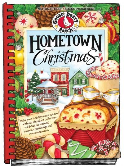 Gooseberry Patch Hometown Christmas (Hardcover)