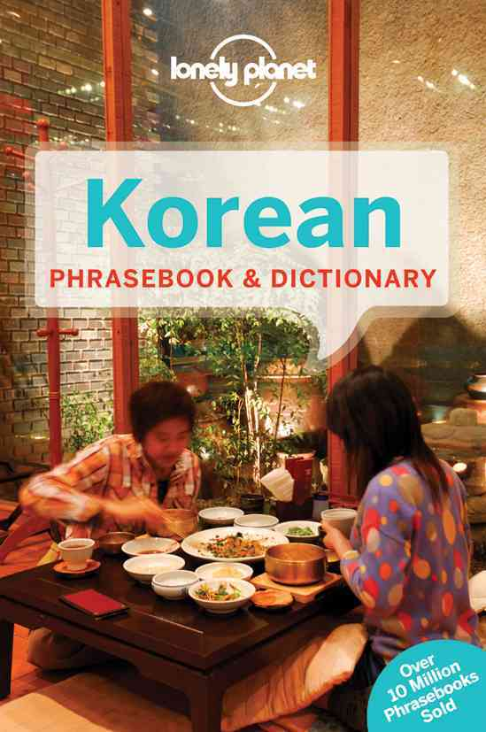 Lonely Planet Korean Phrasebook & Dictionary (Paperback)