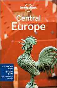Lonely Planet Central Europe (Paperback)