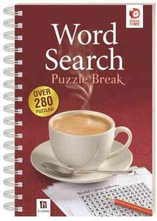 Word Search: Puzzle Break (Paperback)