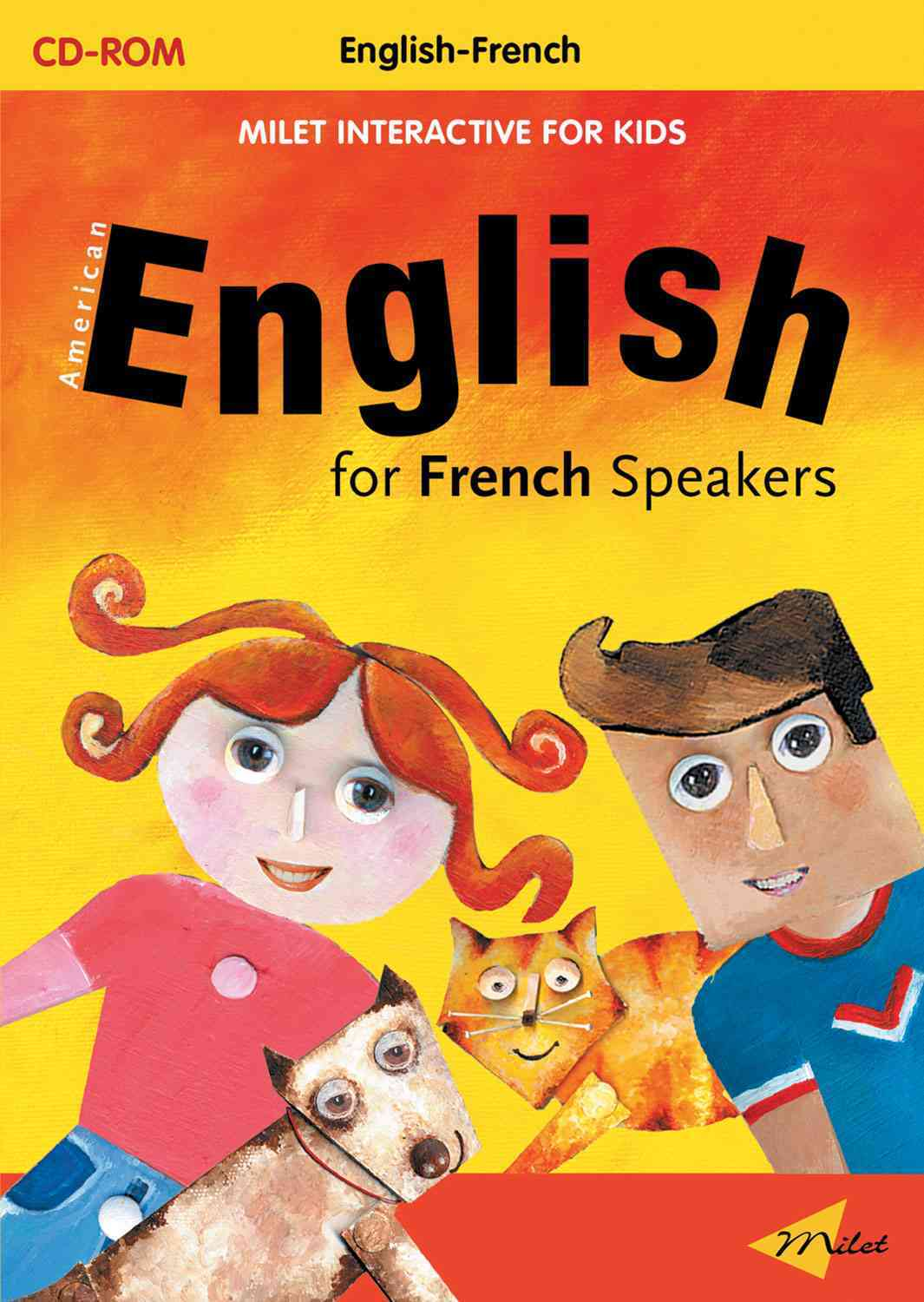 English for French Speakers (CD-ROM)