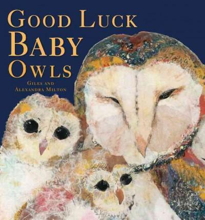Good Luck Baby Owls (Hardcover)