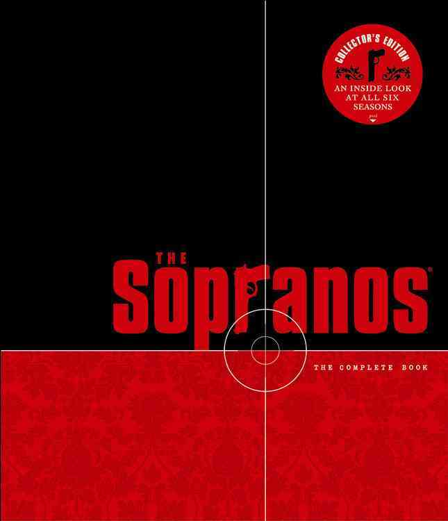 The Sopranos: The Complete Book (Hardcover)