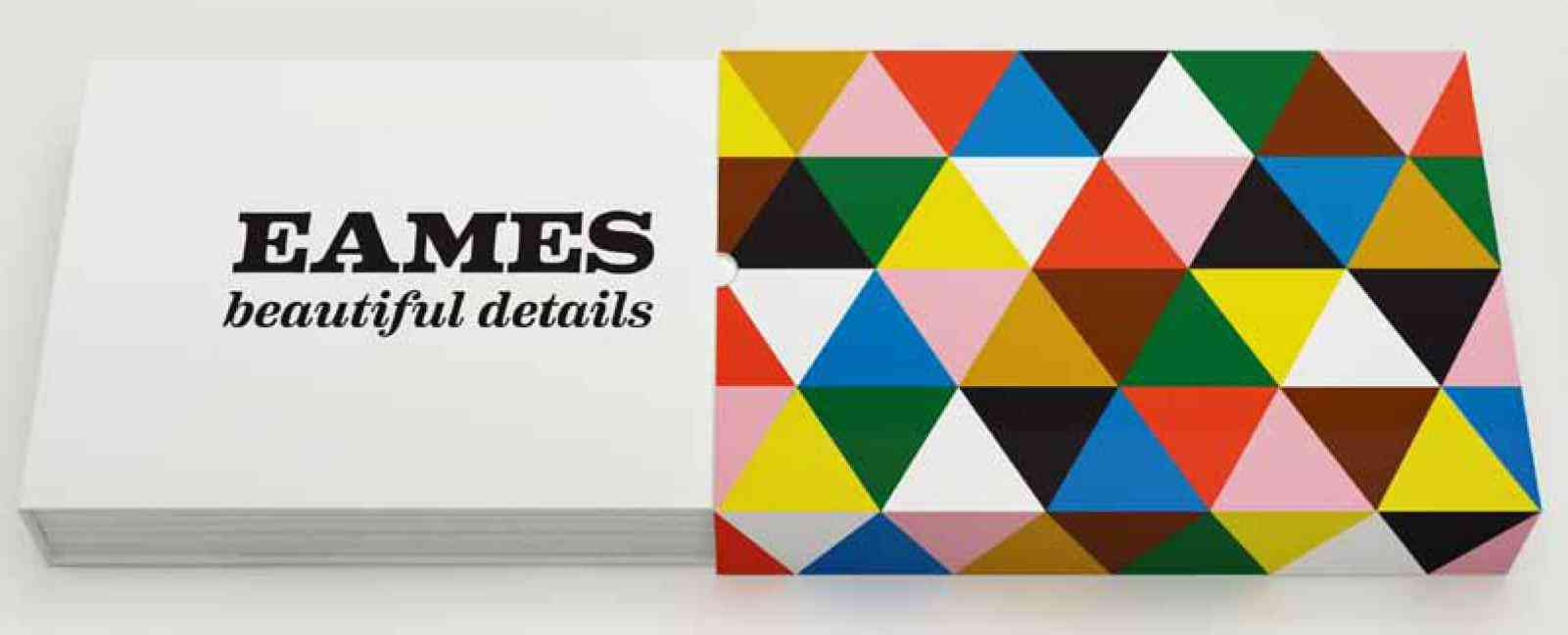 Eames: Beautiful Details (Hardcover)