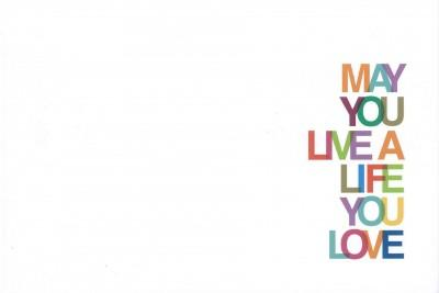 May You Live a Life You Love (Hardcover)