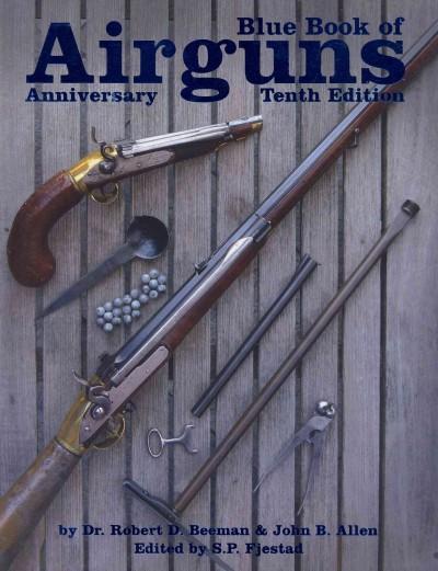 Blue Book of Airguns (Paperback)
