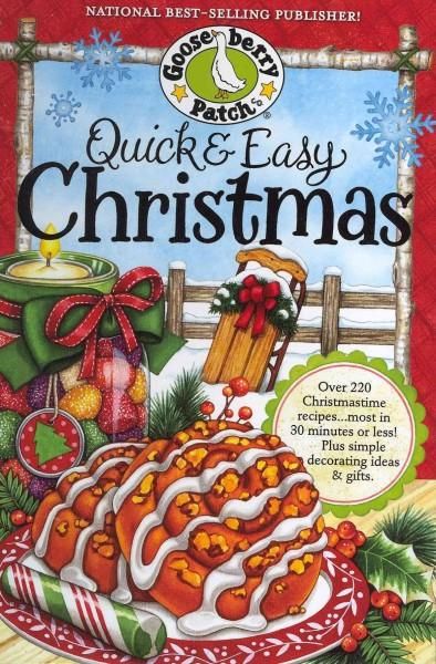 Quick & Easy Christmas (Hardcover)