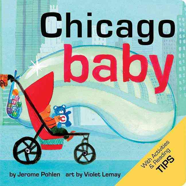 Chicago Baby (Board book)