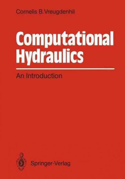 Computational Hydraulics: An Introduction (Paperback)