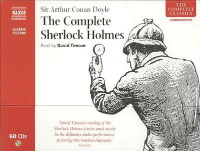 The Complete Sherlock Holmes (CD-Audio)