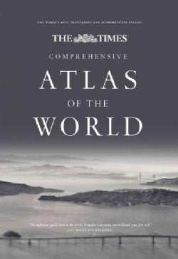 The Times Comprehensive Atlas of the World (Hardcover)