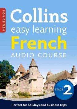 French: Stage 2, Audio Course (CD-Audio)