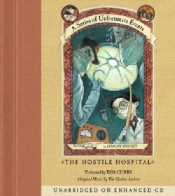 The Hostile Hospital (CD-Audio)