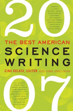 The Best American Science Writing 2007 (Paperback)
