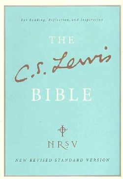 The C. S. Lewis Bible: New Revised Standard Version (Hardcover)