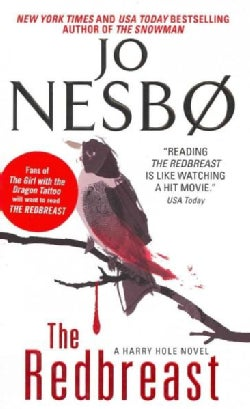 The Redbreast: A Harry Hole Novel (Paperback)