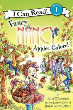 Fancy Nancy: Apples Galore (Paperback)