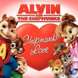A Chipmunk Valentine (Paperback)