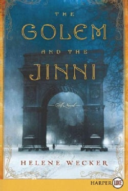 The Golem and the Jinni (Paperback)