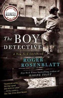 The Boy Detective: A New York Childhood (Paperback)