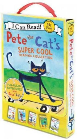 Pete the Cat's Super Cool Reading Collection (Paperback)