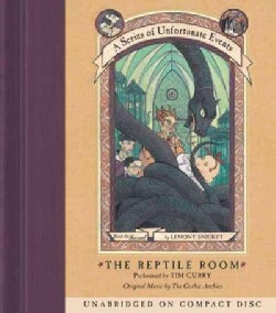 The Reptile Room (CD-Audio)