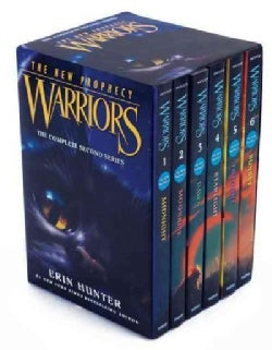 Warriors The New Prophecy: The Complete Second Series (Paperback)