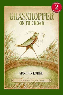 Grasshopper on the Road (Paperback)
