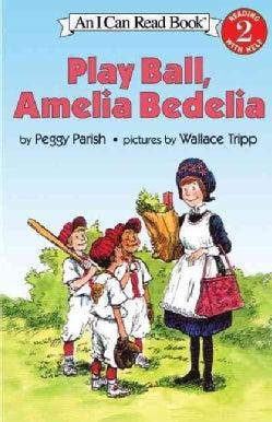 Play Ball, Amelia Bedelia (Paperback)
