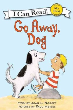 Go Away, Dog (Paperback)
