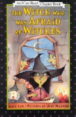 The Witch Who Was Afraid of Witches (Paperback)