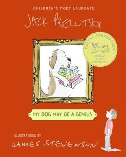 My Dog May Be a Genius (Hardcover)