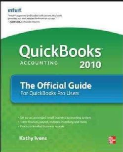 Quickbooks 2010: The Official Guide (Paperback)