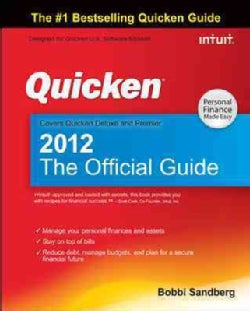 Quicken the Official Guide 2012 (Paperback)