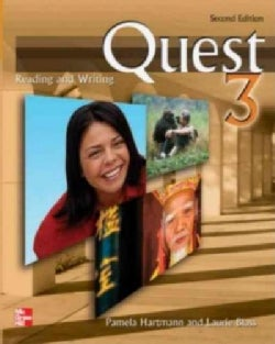 Quest Reading and Writing: Level 3 (Low Advanced to Advanced) (Paperback)