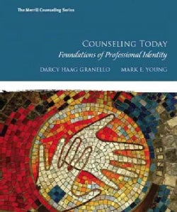 Counseling Today: Foundations of Professional Identity (Paperback)
