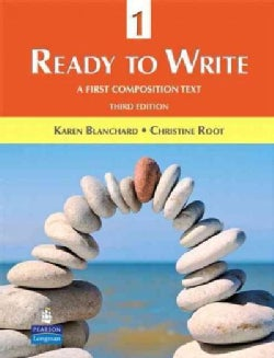Ready to Write 1: A First Composition Text (Paperback)