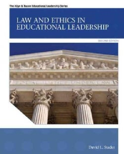 Law and Ethics in Educational Leadership (Paperback)