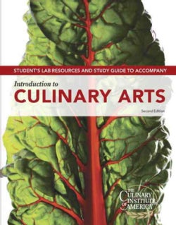 Introduction to Culinary Arts (Paperback)
