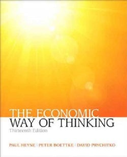 The Economic Way of Thinking (Paperback)