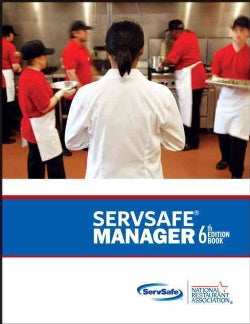 Servsafe Manager + Answer Sheet (Paperback)