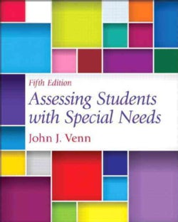 Assessing Students With Special Needs + Pearson Etext Access Card
