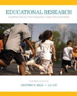 Educational Research Enhanced Pearson Etext Access Card: Competencies for Analysis and Applications (Other merchandise)