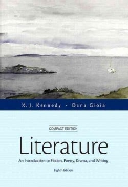 Literature + Revel Access Card: An Introduction to Fiction, Poetry, Drama, and Writing