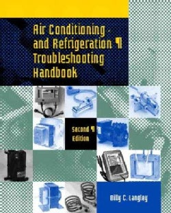 Air Conditioning and Refrigeration Troubleshooting Handbook (Hardcover)